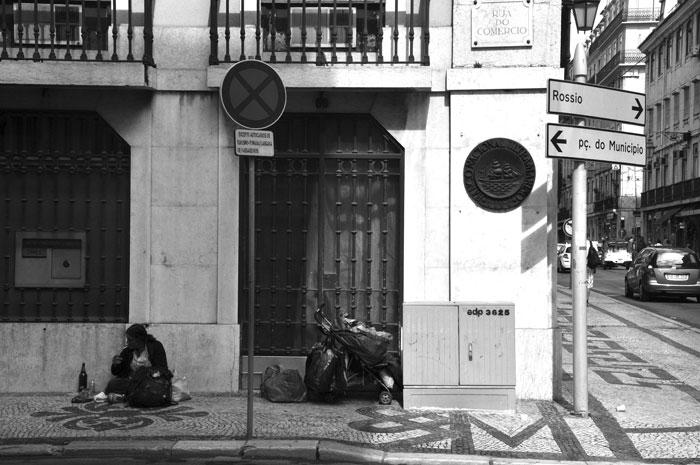 Contradições na cidade