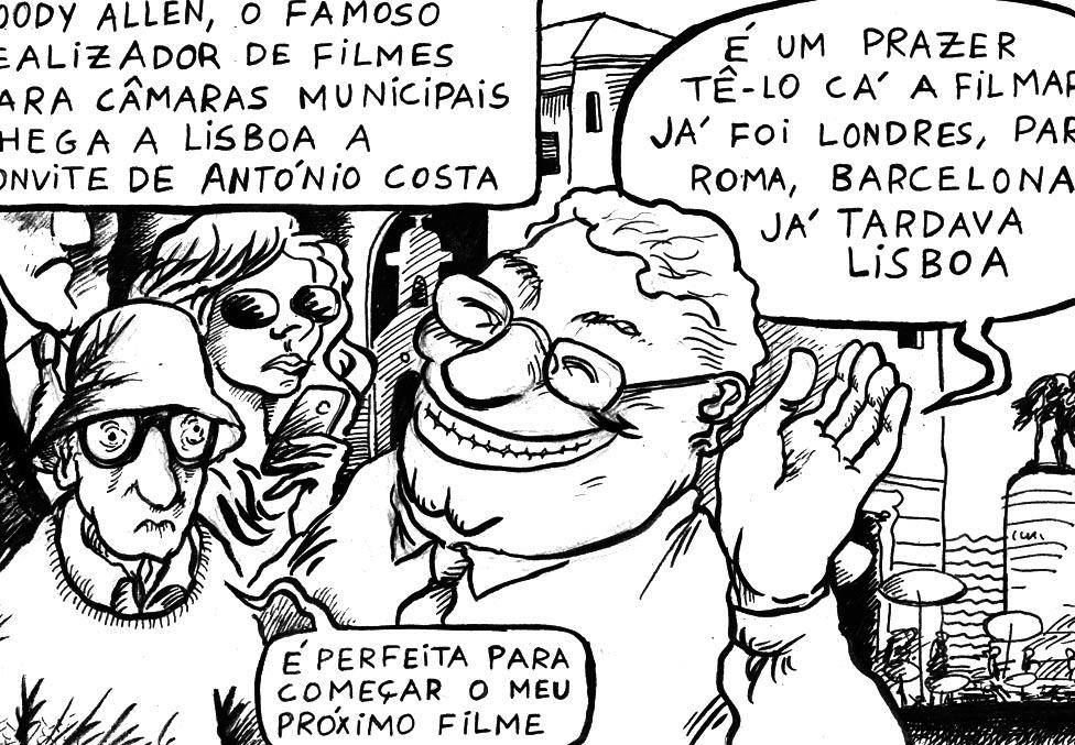Sentir Lisboa (Mapa borrado #3)