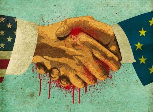 O (Des) acordo Transatlântico (TTIP)