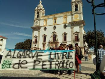 Algarve onshore!