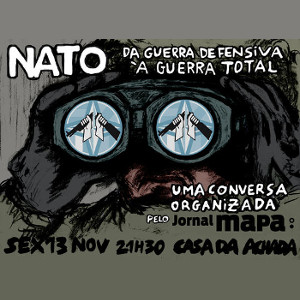NATO: Da guerra defensiva à guerra total