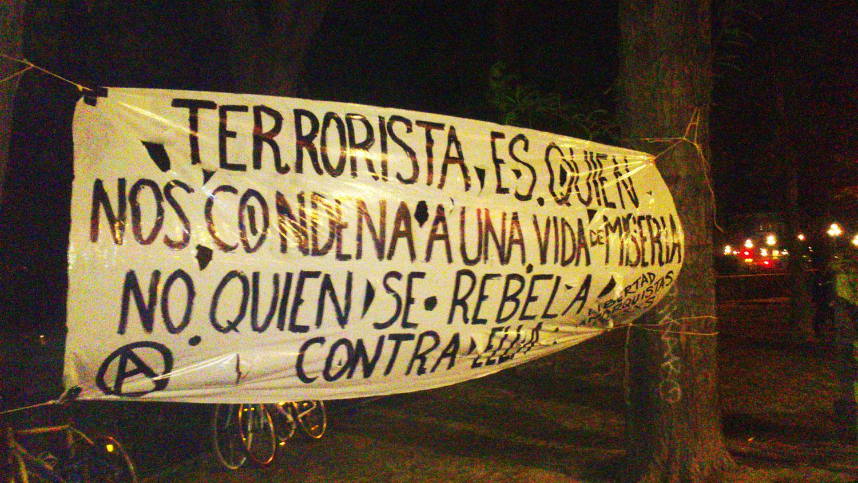 "Julgamento contra o ""terrorismo anarquista"""