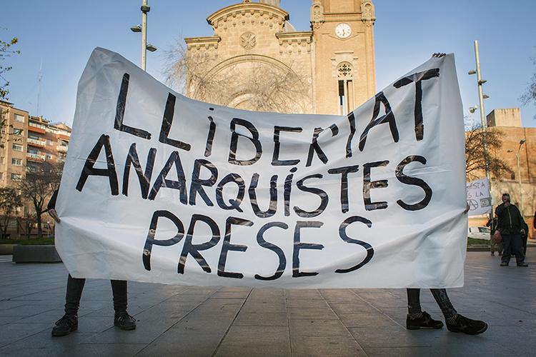 Repressão no Estado espanhol: o bode expiatório anarquista