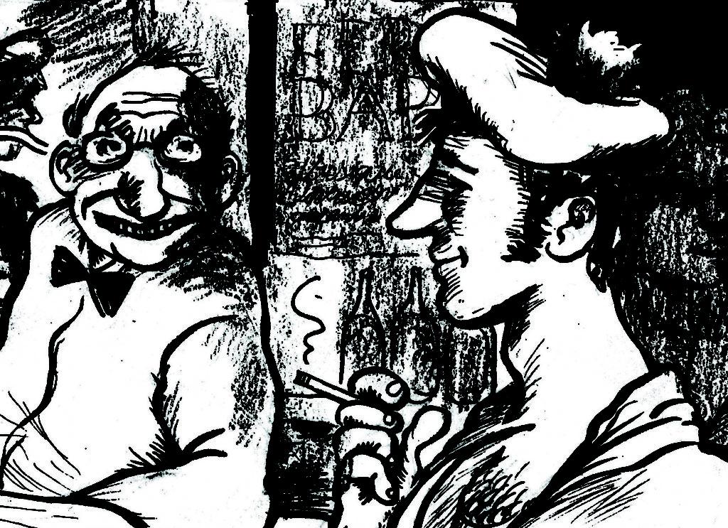 Querelle em Brest e uma lavagem-rosa da Frente Nacional (Mapa Borrado #15)