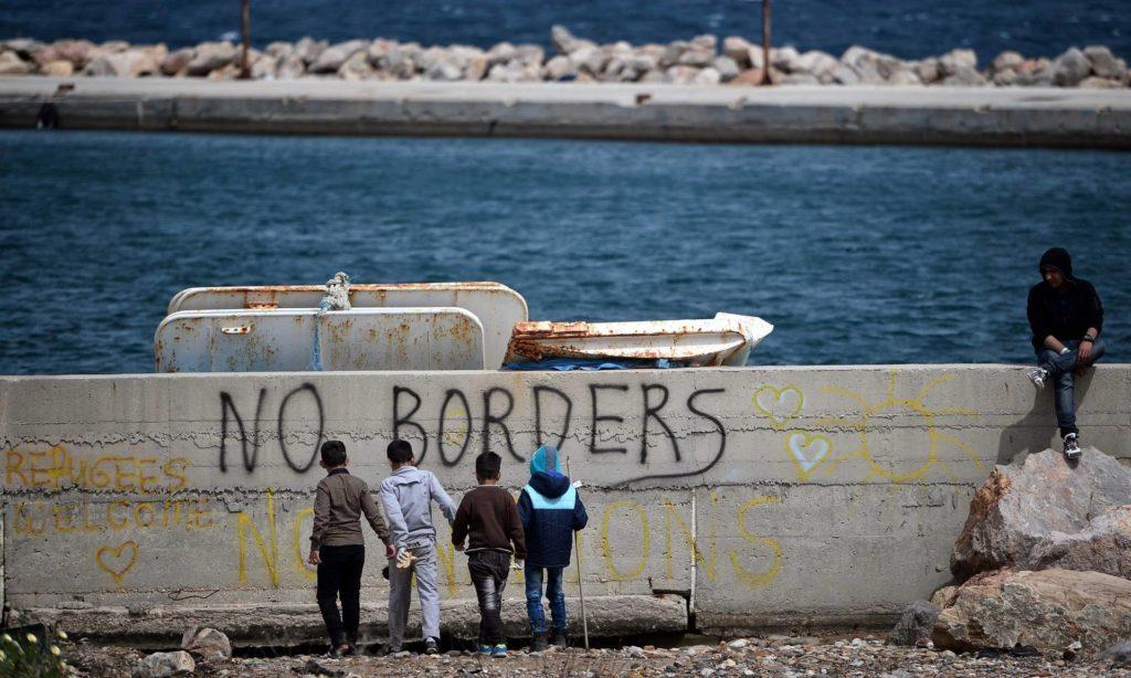 Crises, utopias, ameaças – um olhar sobre as okupas gregas