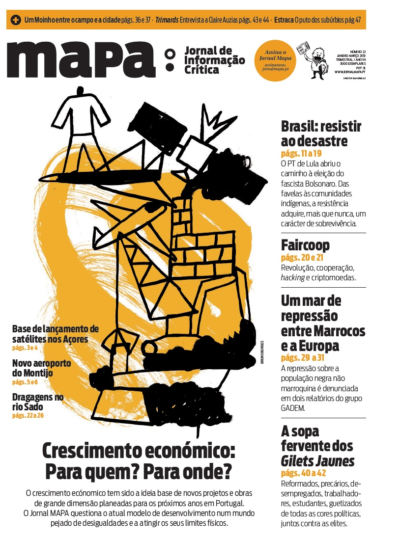 Jornal Mapa [#22], nas bancas!